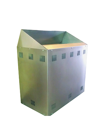 Электрокаменка ЭКМ-18 нержавеющая