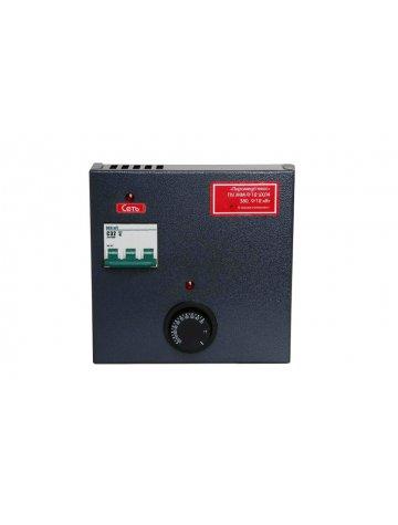 Пульт управления электрокаменкой ПУЭКМ 3/6 с автоматическим выключателем