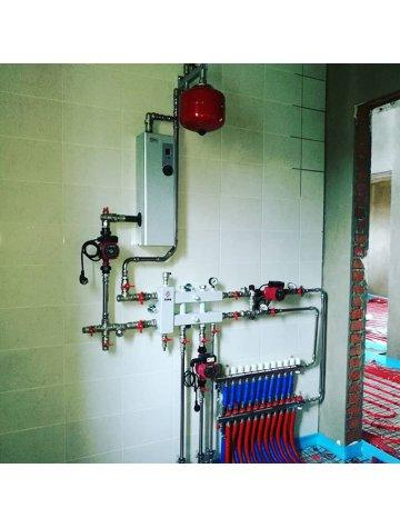 Электрокотел ЭВН-12 для отопления дома