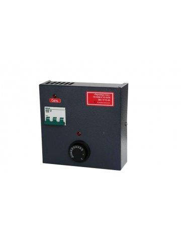 Пульт управления электрокаменкой ПУЭКМ  9/12 с автоматическим выключателем